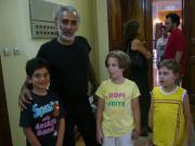 "Sinan Çetin'in Son Filmi ""Başbakanım"" Film Seti [1]"
